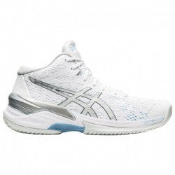 Asics Sky Elite Ff Men's Shoe ASICS® Sky Elite Ff Mt - Women's White/Pure Silver