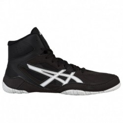 Asics Mat Control Wrestling Shoes ASICS® Mat Control - Men's Black/White