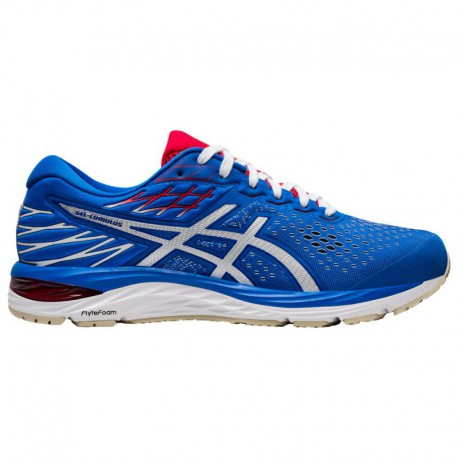 Asics Gel Cumulus 10 Men's ASICS® Gel-Cumulus 21 - Men's Electric Blue/White | Retro Tokyo