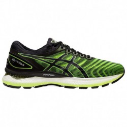 Asics Gel Nimbus 21 Safety Yellow ASICS® Gel-Nimbus 22 - Men's Safety Yellow/Black