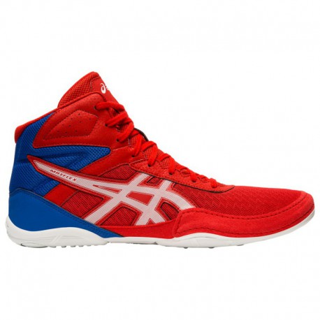 Asics Matflex 5 Red ASICS® Matflex 6 - Boys' Grade School Classic Red/White