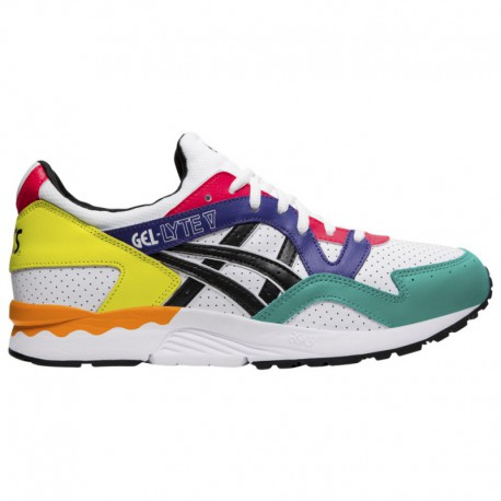Asics Tiger Gel Lyte White ASICS Tiger Gel-lyte V - Men's White/Black