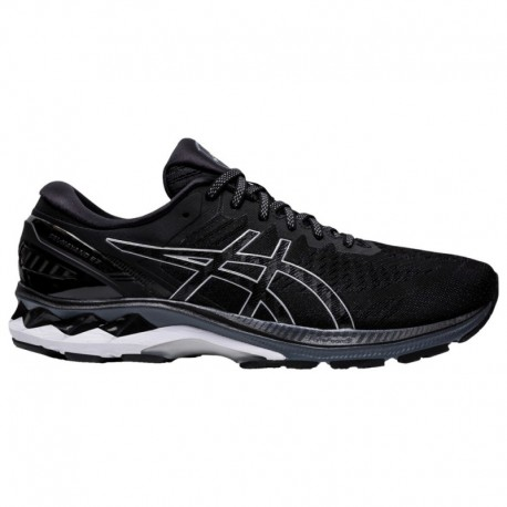 Asics Gel Kayano 22 Black Onyx Silver ASICS® Gel-Kayano 27 - Men's Black/Pure Silver