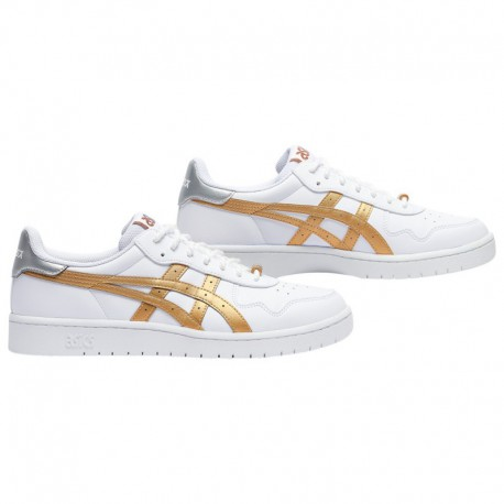 Where To Buy Onitsuka Tiger ASICS Tiger Japan S - Men's White/Gold | Country Pack