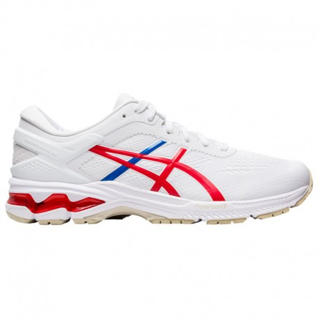 Where To Buy Asics Gel Kayano 25 ASICS® Gel-Kayano 26 - Men's White/Classic Red | Retro Tokyo