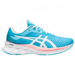 Best Affordable Asics Running Shoes ASICS® Novablast - Women's Aquarium/White