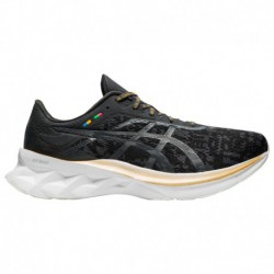 Asics Gel Solution Speed 3 Black Grey Men's Shoes ASICS® Novablast - Men's Black/Graphite Grey | Sound Tokyo