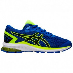 Asics GT 1000 Blue Orange ASICS® GT-1000 9 - Boys' Grade School Tuna Blue/Black