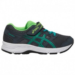 Discount Asics Running Shoes Online ASICS® Pre-Contend 5 - Boys' Preschool - Running - Shoes - Carrier Grey/Baltic Carrier Grey