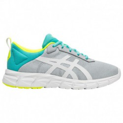 Asics Gel Quantum 90 Running Shoes ASICS® Gel-Quantum Lyte - Girls' Preschool - Running - Shoes - Piedmont Grey/White Piedmont