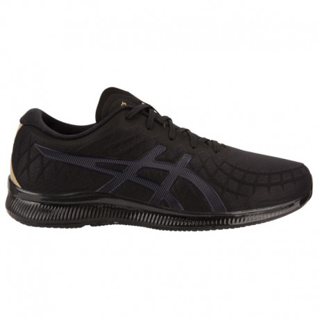 Asics Women's Gel Quantum Infinity Shoe Black Icy Morning ASICS® Gel-quantum Infinity - Men's Black/Black