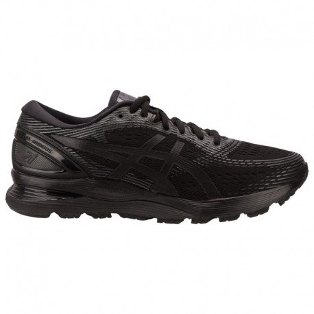 Asics Gel Nimbus 19 Black ASICS® Gel-Nimbus 21 - Men's Black/Black | 42-06264-7-04