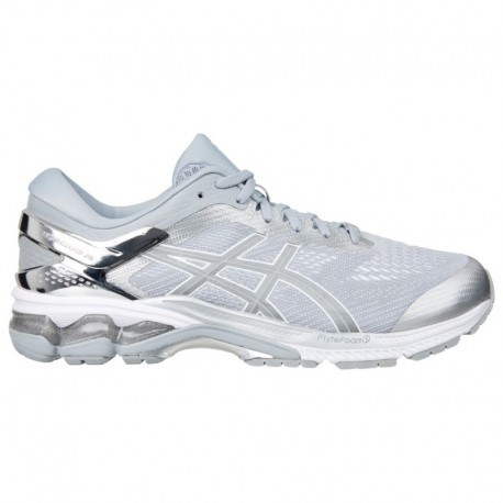 Asics Gel Kayano Platinum ASICS® Gel-Kayano 26 - Men's Platinum/Silver