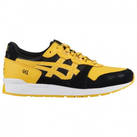 Asics Tiger Tai Chi Shoes ASICS Tiger Gel-Lyte 1 - Men's Black/Tai Chi Yellow | Welcome To The Dojo