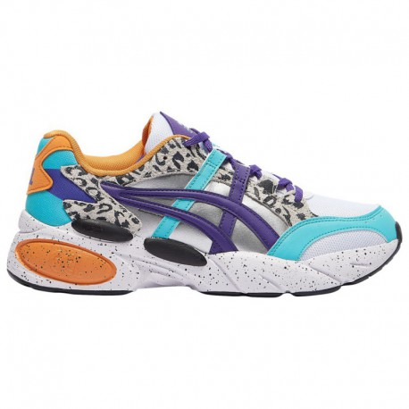 Asics Tiger Gel Bnd ASICS Tiger Gel-Bnd - Men's White/Multi/Black