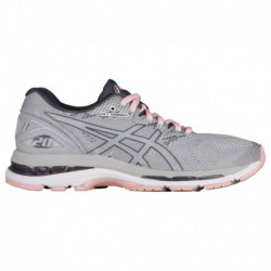 asics gel nimbus 20 mid grey seashell pink asics women s gel nimbus 20 shoe mid grey seashell pink asics gel nimbus 20 women s