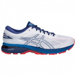 Asics Gel Kayano 25 White Blue Print ASICS® Gel-Kayano 25 - Men's White/Blue Print
