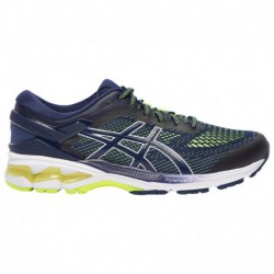 Asics Gel Kayano Yellow ASICS® Gel-Kayano 26 - Men's Peacoat/Safety Yellow