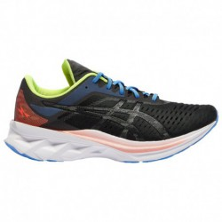 Asics Gel Evolution 6 Womens Shoes Graphite Silver ASICS® Novablast - Men's Black/Graphite Grey