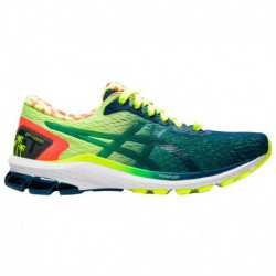 Asics GT 1000 Blue ASICS® GT-1000 9 - Men's Safety Yellow/mako Blue | LA Marathon