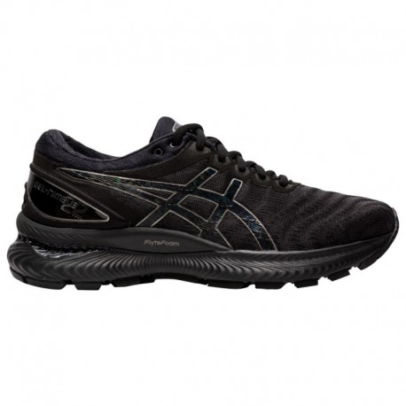 Women's Gel Nimbus 20 Black ASICS® Gel-Nimbus 22 - Women's Black/Black