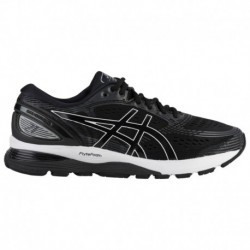 Asics Gel Nimbus 21 Black Dark Grey ASICS® Gel-Nimbus 21 - Men's Black/Dark Grey