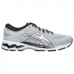 Asics Gel Kayano 26 Platinum Womens Piedmont Grey Silver ASICS® Gel-Kayano 26 - Men's Piedmont Grey/Pure Silver
