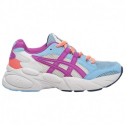 Asics Women's Gel Bnd Shoes ASICS® Gel-Bnd - Girls' Grade School Heritage Blue/Orchid