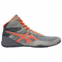 Asics Matflex 5 Youth ASICS® Matflex 6 - Boys' Grade School Stone Grey/Flash Coral