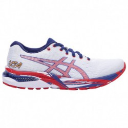 asics gel cumulus 13 mens asics gel cumulus 20 men asics gel cumulus 22 women s white classic red 4th of july
