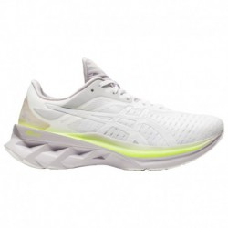 Asics Women's White Walking Shoes ASICS® Novablast - Women's White/Haze | Modern Tokyo