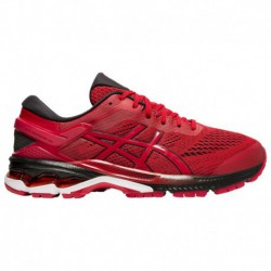 Asics Gel Kayano 26 Speed Red Black ASICS® Gel-Kayano 26 - Men's Speed Red/Black