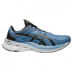 Asics Men's Gel Kayano 24 Running Shoes Grey Black ASICS® Novablast - Men's Grey Floss/Black