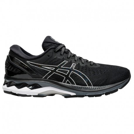 Asics Gel Kayano 5 Silver ASICS® Gel-Kayano 27 - Women's Black/Pure Silver