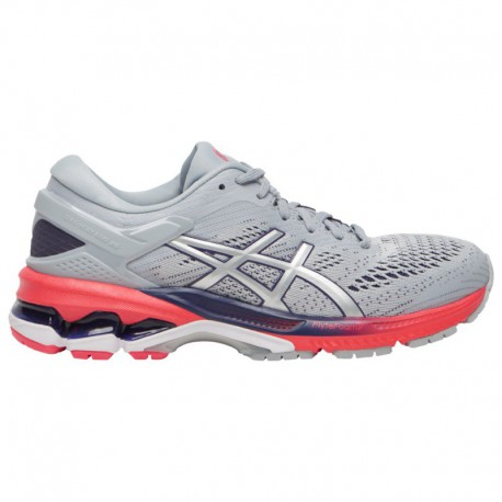 Asics Gel Kayano 5 360 Piedmont Grey ASICS® Gel-Kayano 26 - Women's Piedmont Grey/Silver