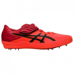 Asics High Jump PRO Spikes ASICS® High Jump Pro 2 - Men's Red | Right Foot Take Off